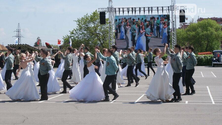 В Ростове состоялся военно-спортивный праздник «Поклонимся великим тем годам...», фото-10