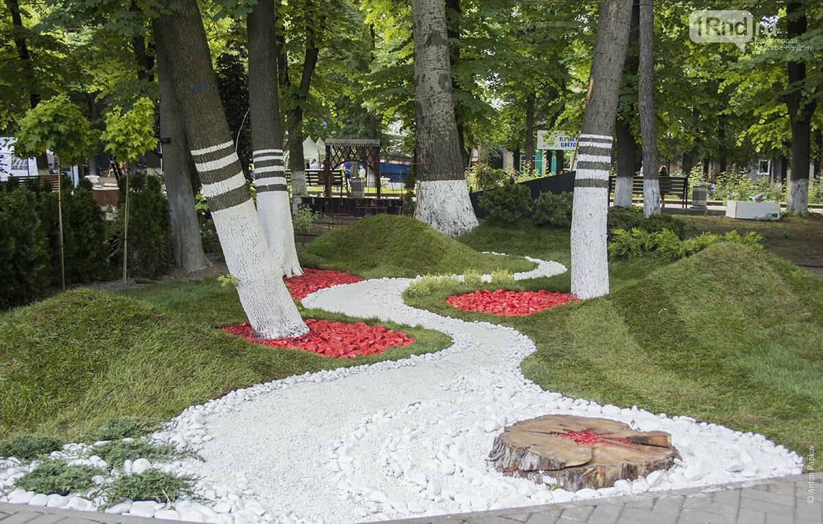 В Ростове пройдет Третий международный фестиваль ландшафтного искусства , фото-2