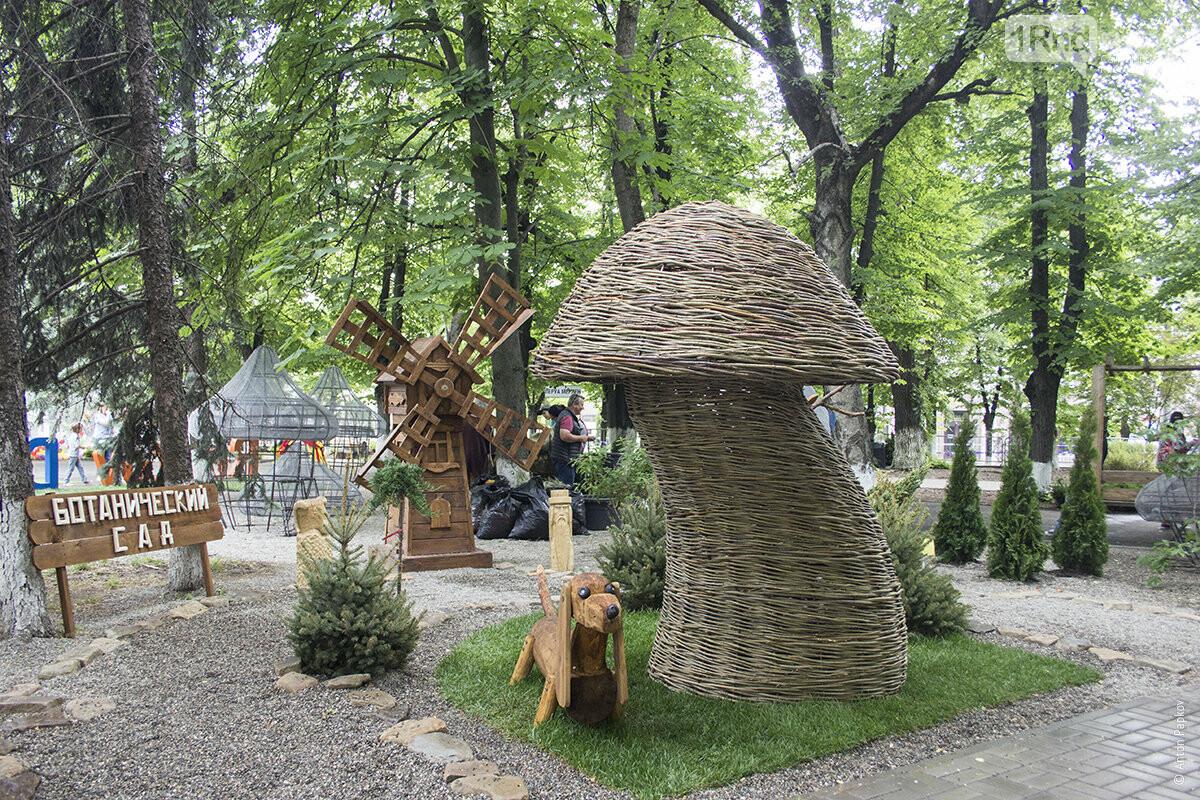 В Ростове пройдет Третий международный фестиваль ландшафтного искусства , фото-1