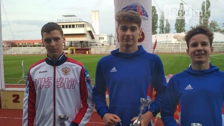 Ростовские атлеты привезли из Европы золото и серебро, фото-1