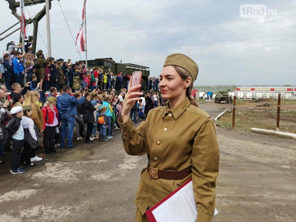 Аллею Героев открыли в инженерном соединении Каменска-Шахтиннского, фото-1