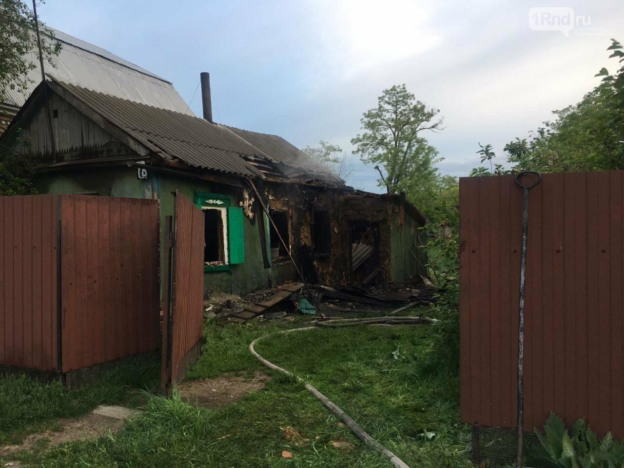 В селе Песчанокопском установили личности погибших на пожаре трех мужчин, фото-2