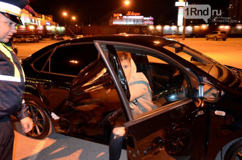 В Ростове прошли облавы на ночных гонщиков, фото-1