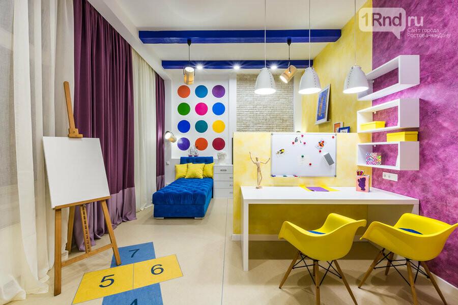 Обустраиваем детскую комнату всей семьёй, фото-3