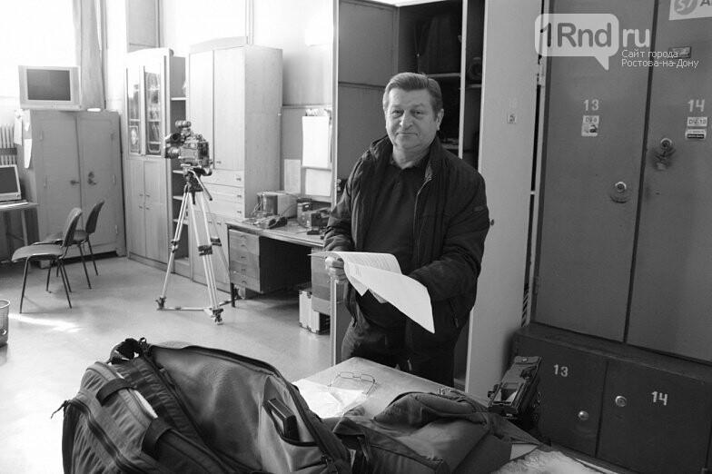 В ДТП в Ростовской области погиб телеоператор ГТРК «Дон-ТР» Игорь Чурилов, фото-1