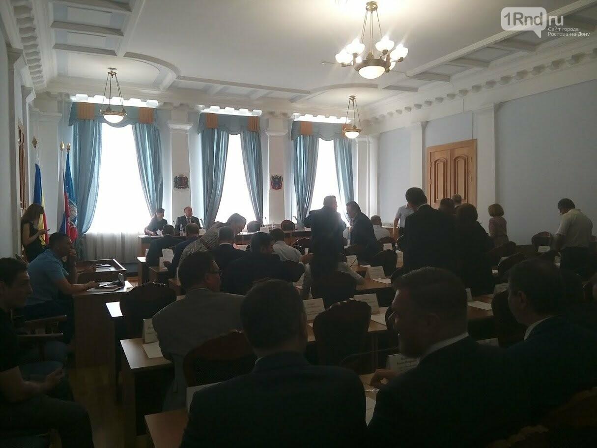 Дума Ростова хочет изменить порядок выборов сити-менеджера