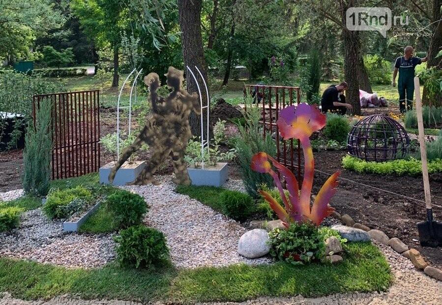 В ростовском Ботаническом саду прошел фестиваль ландшафтного дизайна, фото-2