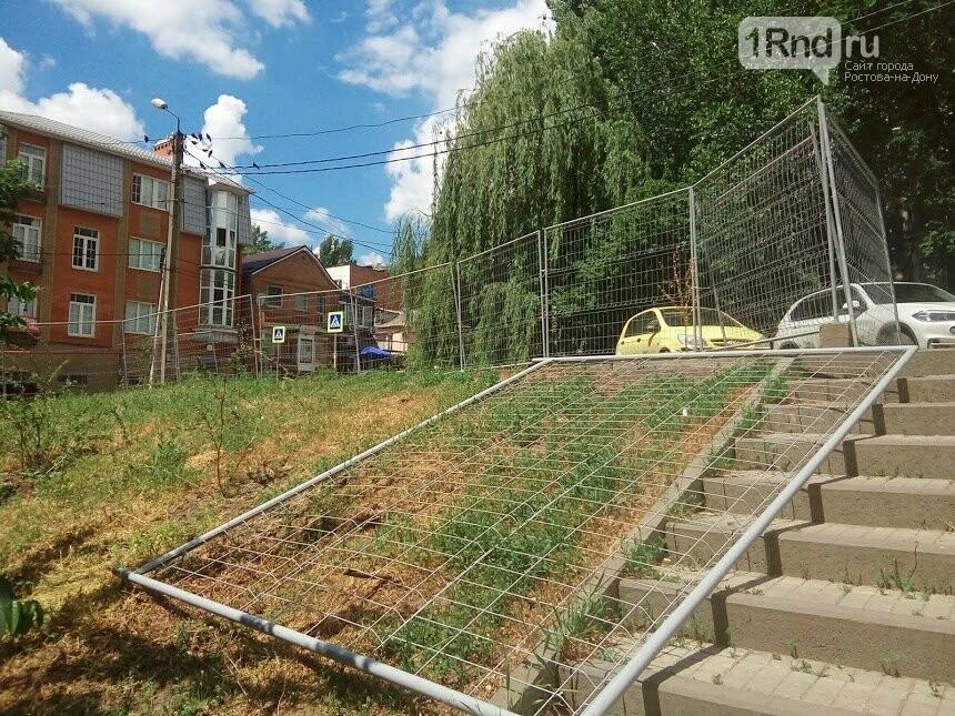 Свой Екатеринбург: ростовчане не дали строителям поставить забор на спорной земле, фото-6
