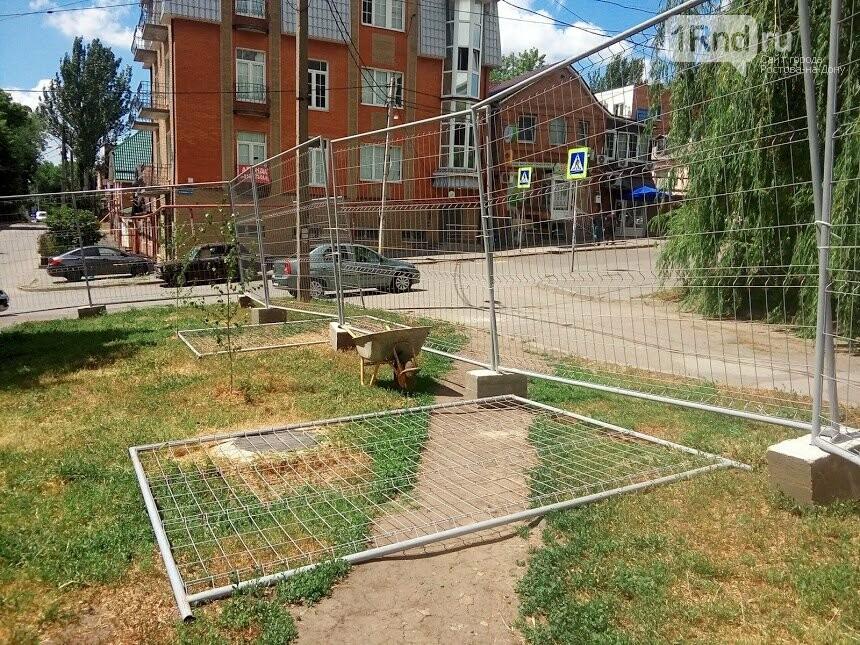 Свой Екатеринбург: ростовчане не дали строителям поставить забор на спорной земле, фото-8