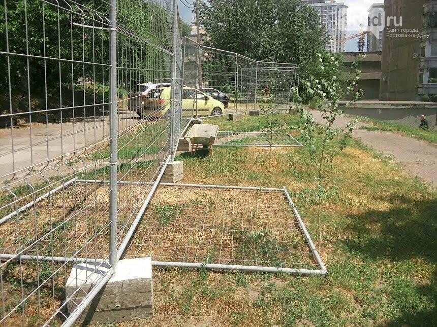 Свой Екатеринбург: ростовчане не дали строителям поставить забор на спорной земле, фото-7