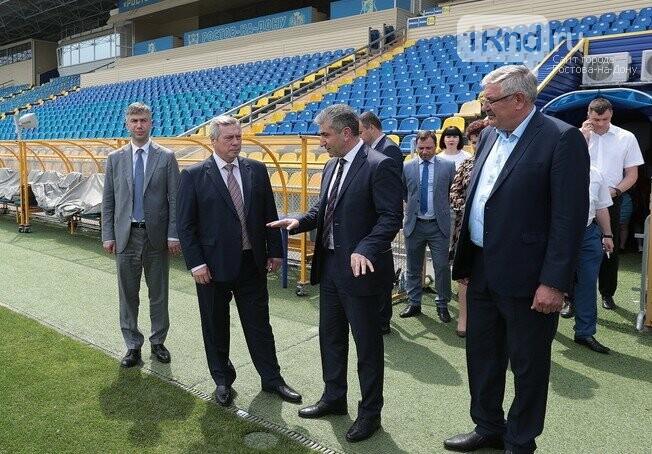 В Ростовской области за шесть лет построят более пятидесяти спортивных объектов, фото-1