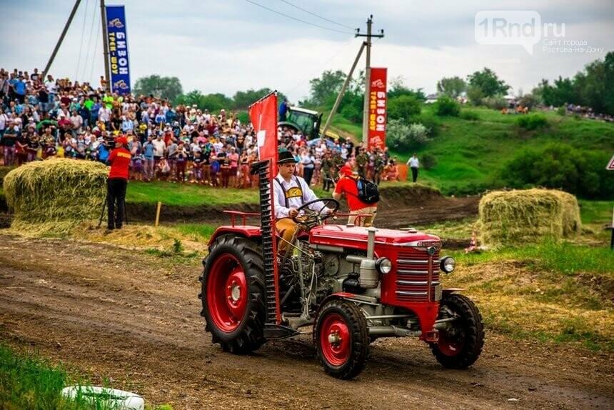 Под Ростовом состоятся гонки на тракторах, фото-2