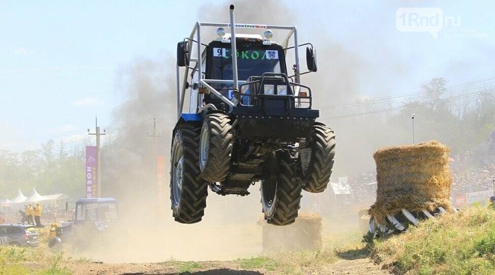 Под Ростовом состоятся гонки на тракторах, фото-1