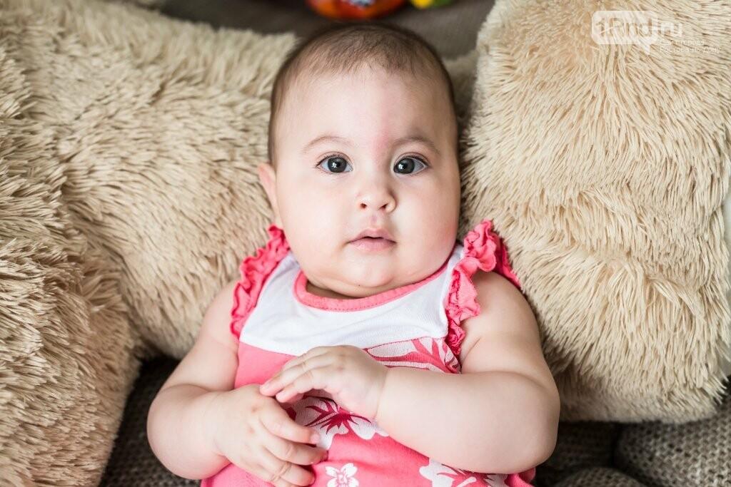 Пятимесячной малышке из Новочеркасска срочно нужна наша помощь, фото-1