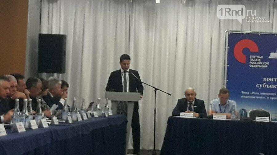 В Ростове обсудили проблемы контроля национальных проектов, фото-5