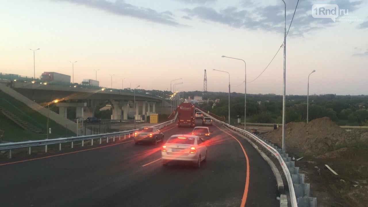 «Крымский» мост открыли для проезда на М-4 в Ростовской области, фото-1