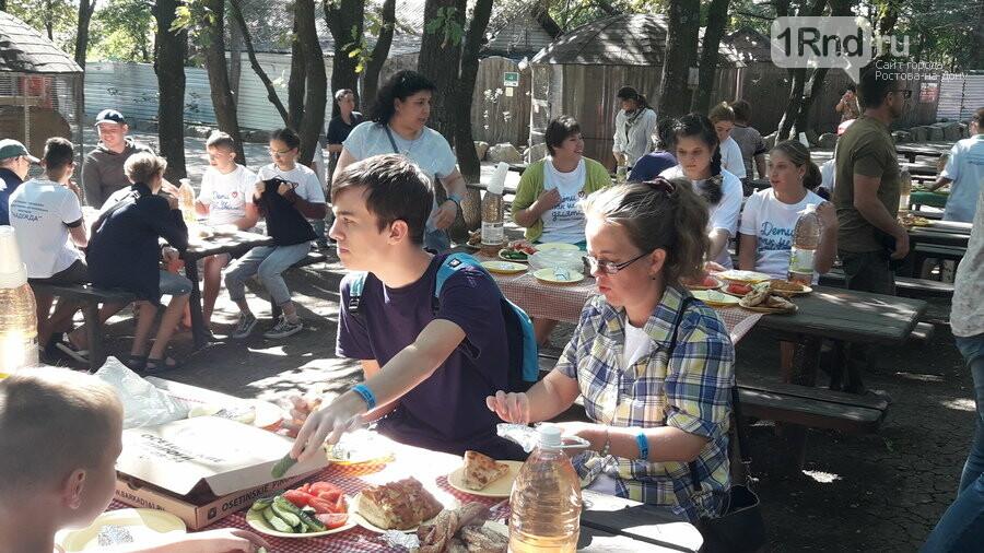 Благотворительный пикник для особенных детей прошел в Парке птиц «Малинки», фото-5