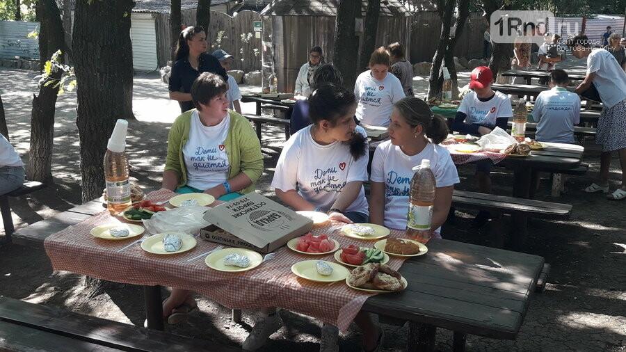 Благотворительный пикник для особенных детей прошел в Парке птиц «Малинки», фото-6