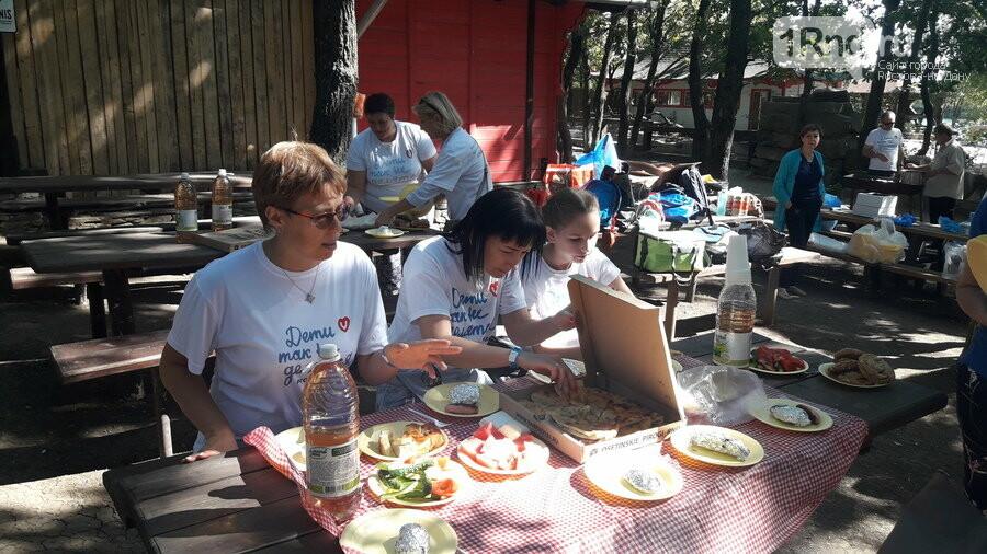 Благотворительный пикник для особенных детей прошел в Парке птиц «Малинки», фото-7