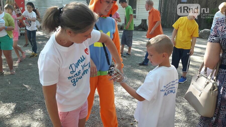 Благотворительный пикник для особенных детей прошел в Парке птиц «Малинки», фото-19
