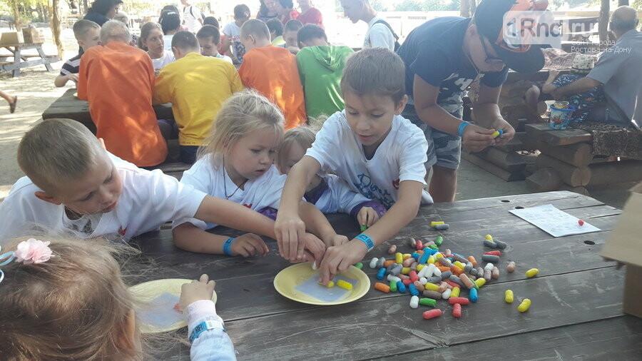 Благотворительный пикник для особенных детей прошел в Парке птиц «Малинки», фото-13
