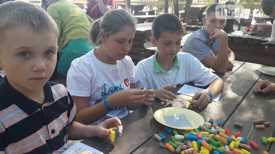 Благотворительный пикник для особенных детей прошел в Парке птиц «Малинки», фото-14