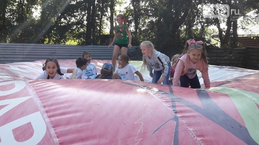 Благотворительный пикник для особенных детей прошел в Парке птиц «Малинки», фото-20