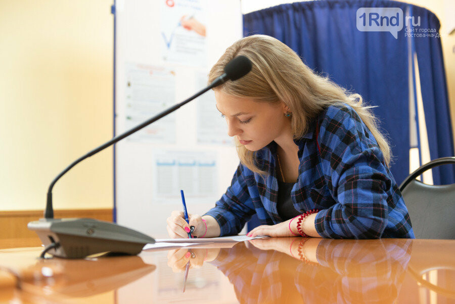 В Ростовской области уже более 200 человек проголосовали досрочно , фото-1