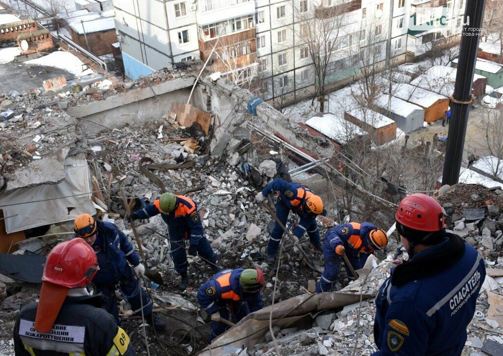 В Шахтах сорваны сроки восстановления взорвавшегося дома на улице Хабарова, фото-2