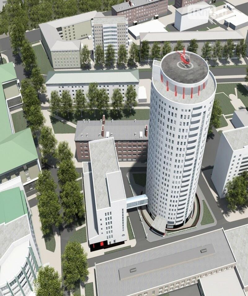 Строительство общежития-цилиндра ДГТУ завершится в конце этого года, фото-1
