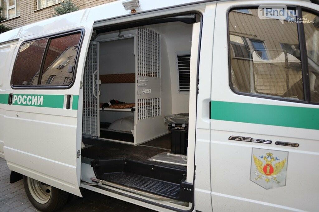 В донской главк ФСИН поступили спецавтомобили для перевозки больных осужденных, фото-1