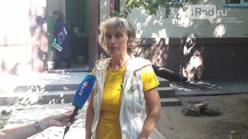 В Ростовской области ремонтируют подъезды за счет региональных бюджетных средств, фото-8