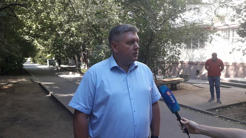 В Ростовской области ремонтируют подъезды за счет региональных бюджетных средств, фото-10