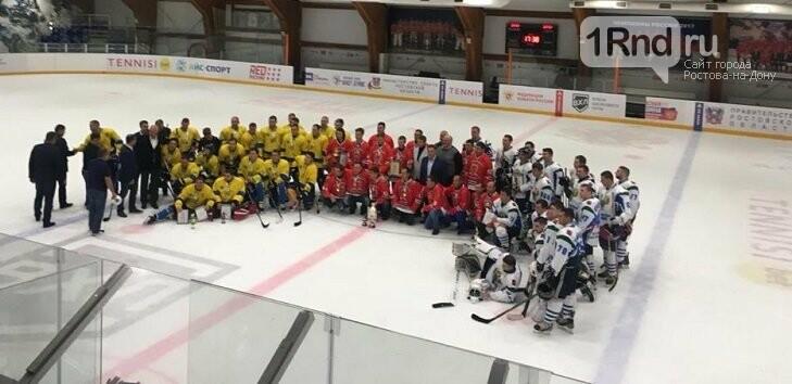 В Ростове состоялся турнир по хоккею работников органов прокуратуры, фото-18