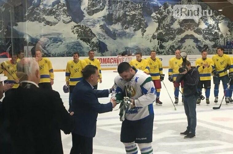 В Ростове состоялся турнир по хоккею работников органов прокуратуры, фото-20