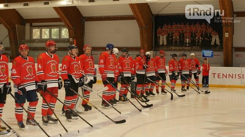 В Ростове состоялся турнир по хоккею работников органов прокуратуры, фото-9