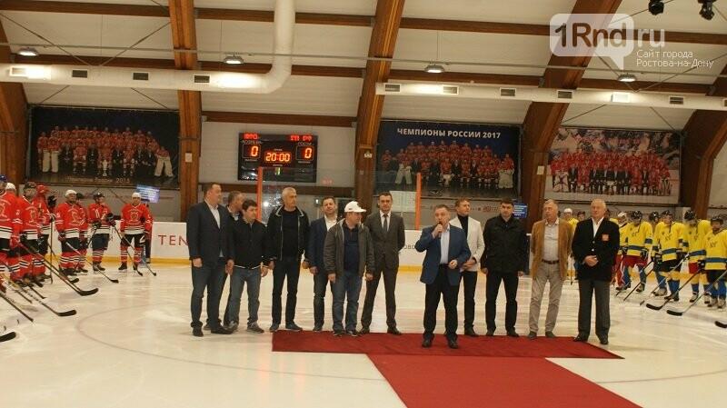В Ростове состоялся турнир по хоккею работников органов прокуратуры, фото-2