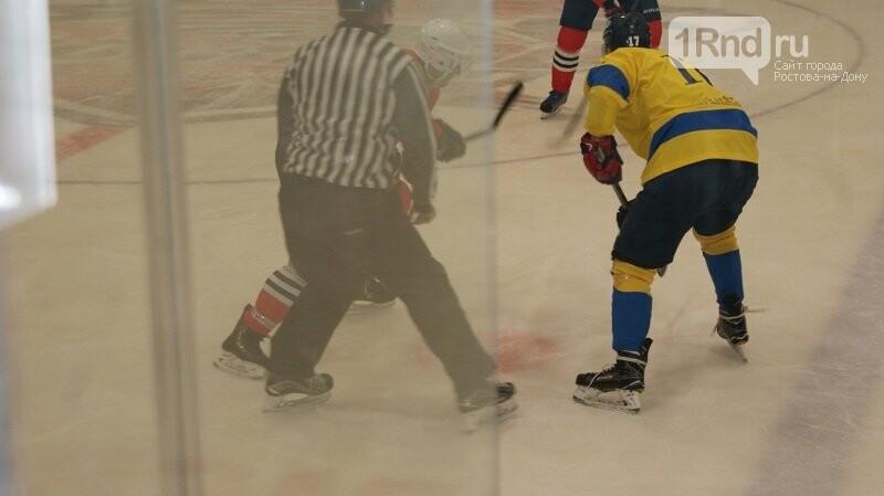 В Ростове состоялся турнир по хоккею работников органов прокуратуры, фото-14