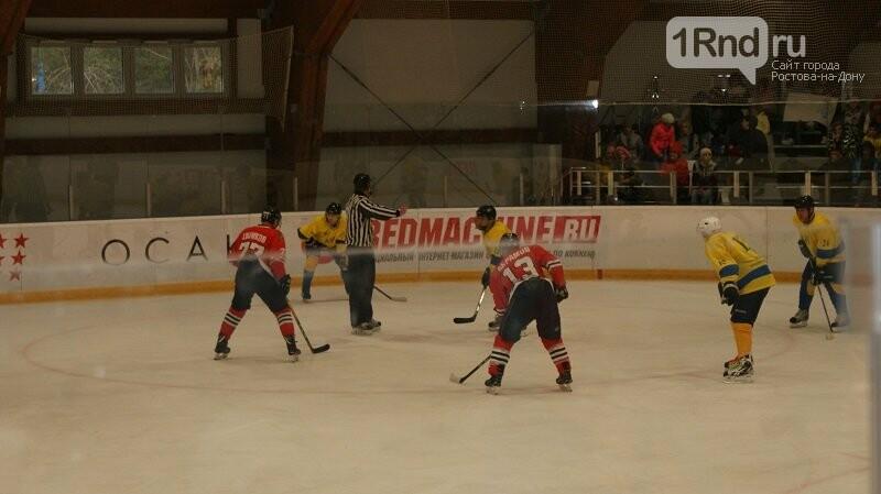 В Ростове состоялся турнир по хоккею работников органов прокуратуры, фото-16