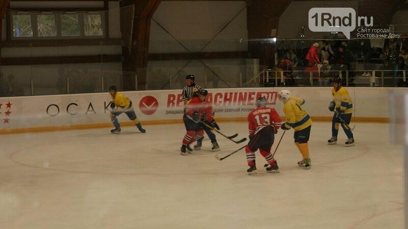 В Ростове состоялся турнир по хоккею работников органов прокуратуры, фото-12