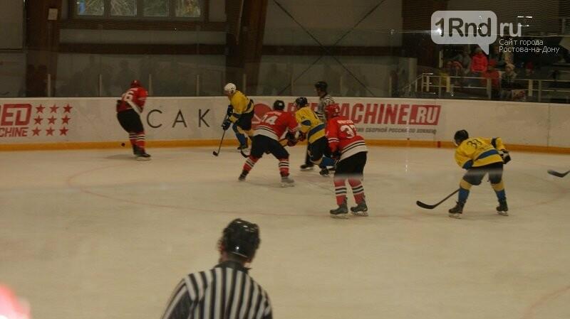В Ростове состоялся турнир по хоккею работников органов прокуратуры, фото-17