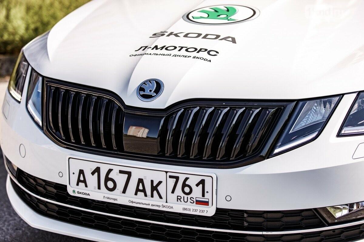 Новая ŠKODA OCTAVIA: тест-драйв по беспощадным дорогам Суворовского, фото-18