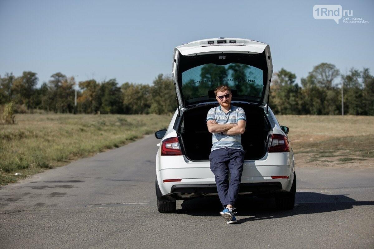 Новая ŠKODA OCTAVIA: тест-драйв по беспощадным дорогам Суворовского, фото-11