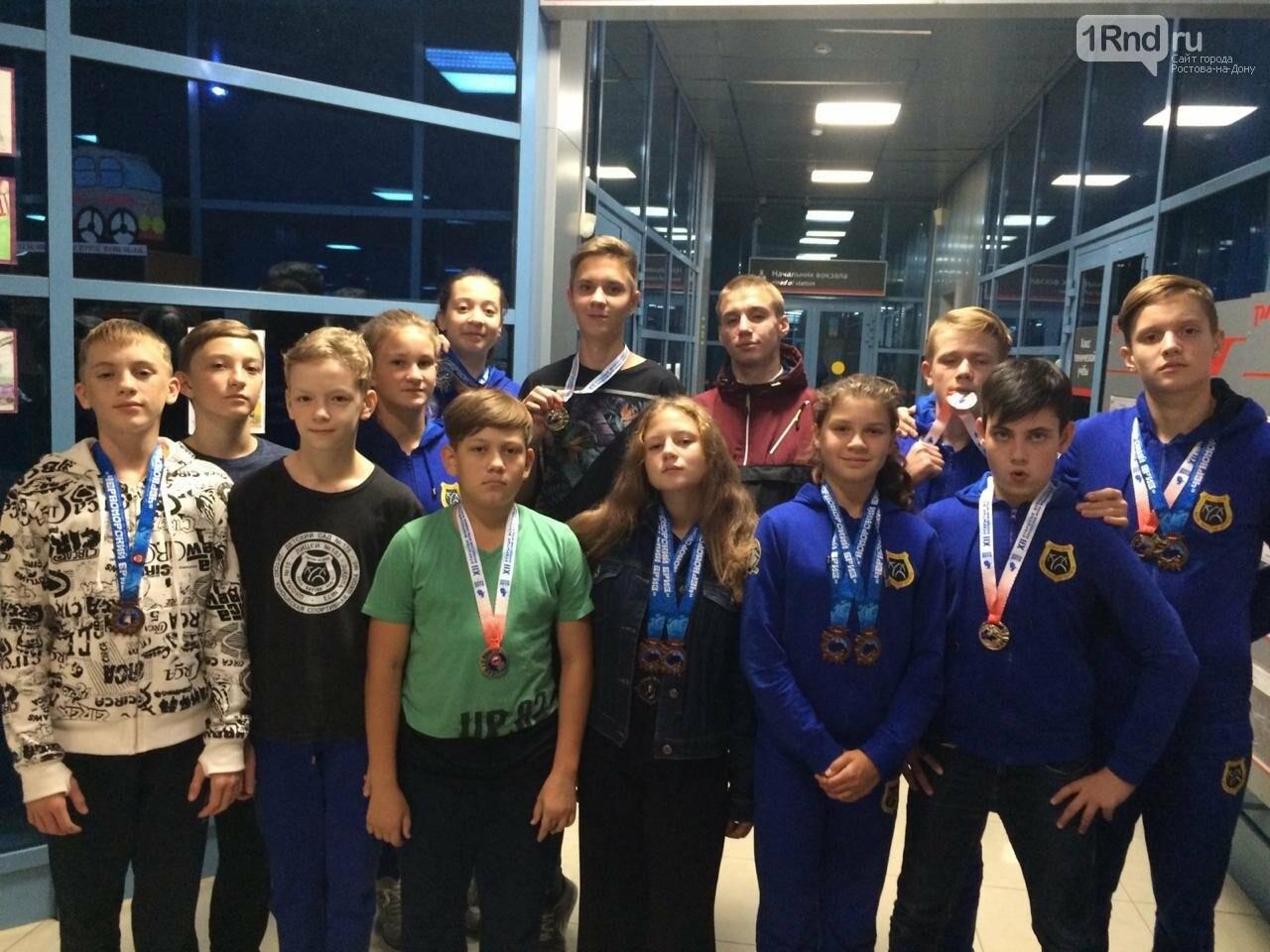 Юные каратисты из Ростовской области заняли восемь первых мест на всероссийских соревнованиях, фото-4