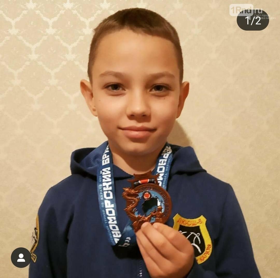 Юные каратисты из Ростовской области заняли восемь первых мест на всероссийских соревнованиях, фото-6