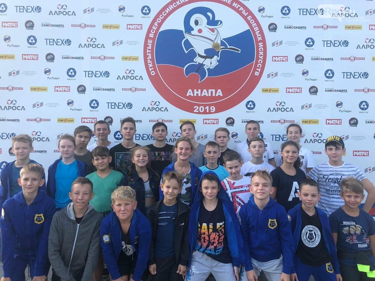 Юные каратисты из Ростовской области заняли восемь первых мест на всероссийских соревнованиях, фото-2