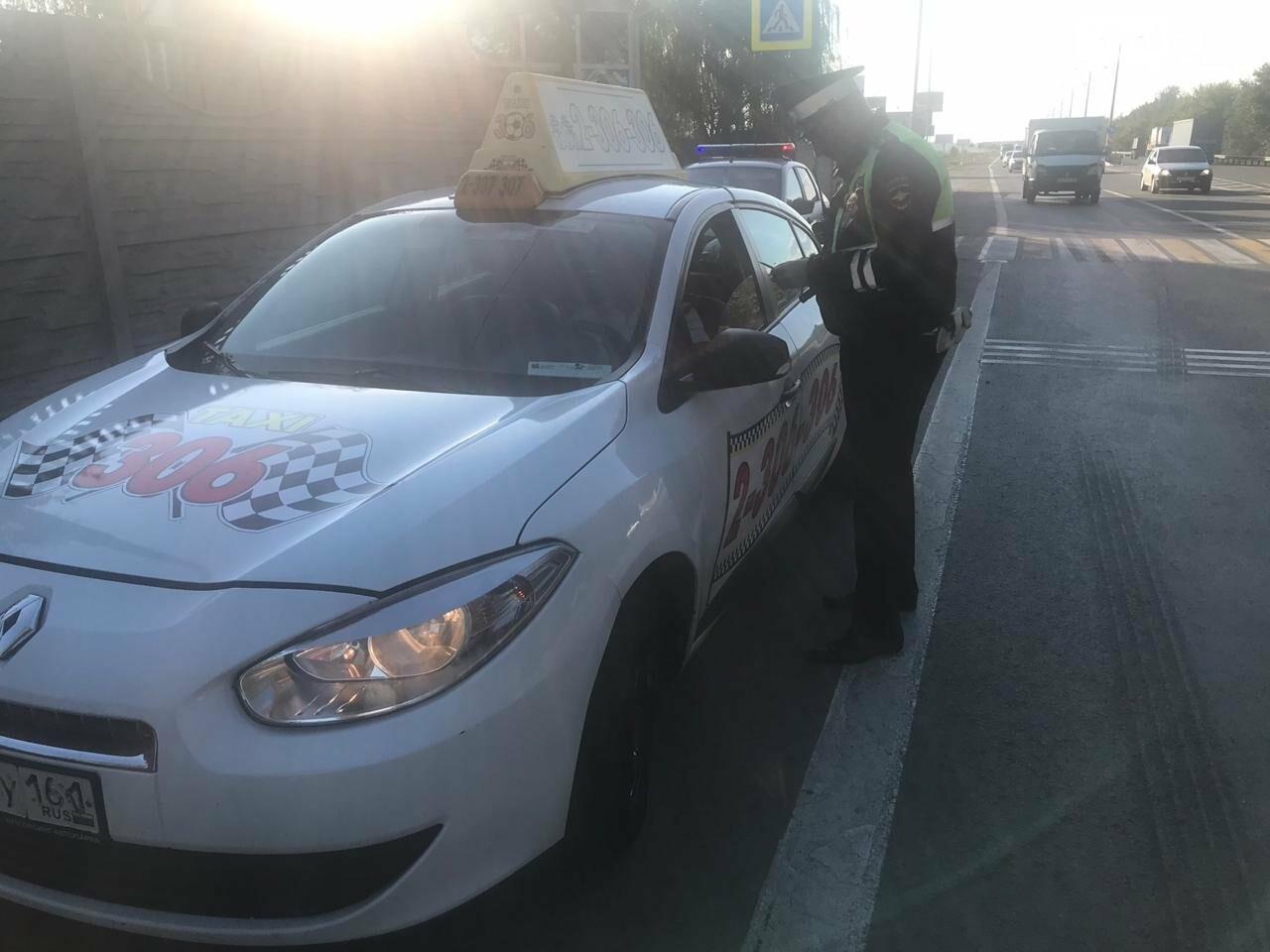 В Ростове началась облава на нелегальных таксистов, фото-1