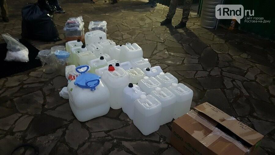 В Ростовской области обнаружена нарколаборатория, фото-2