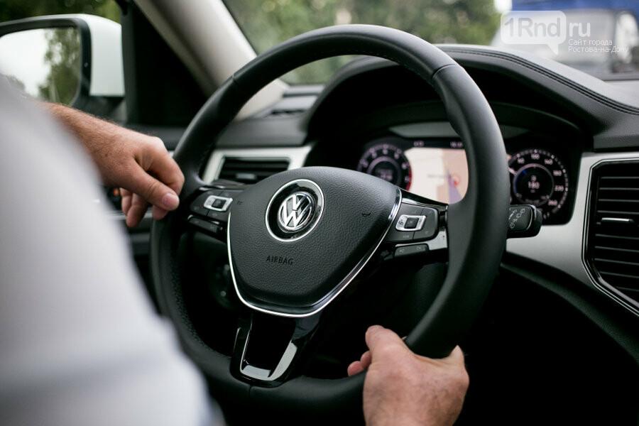Volkswagen Teramont: в поисках настоящего бездорожья , фото-5