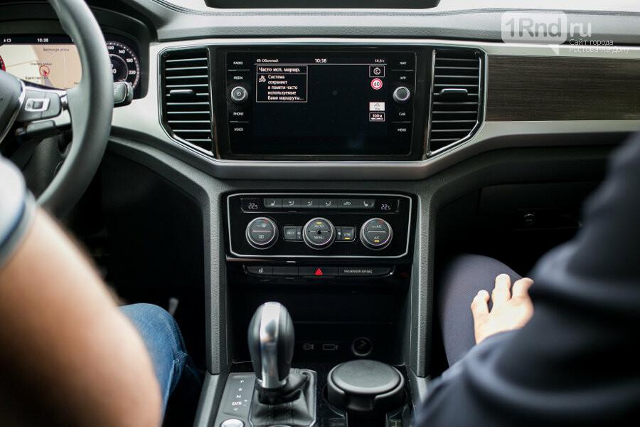 Volkswagen Teramont: в поисках настоящего бездорожья , фото-6